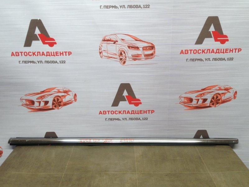 Молдинг-уплотнитель стекла двери (бархотка) Ford Kuga 2011-2019 передний левый