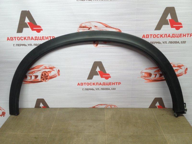 Накладка ( расширитель ) арки крыла - сзади слева Suzuki Vitara (2014-Н.в.)
