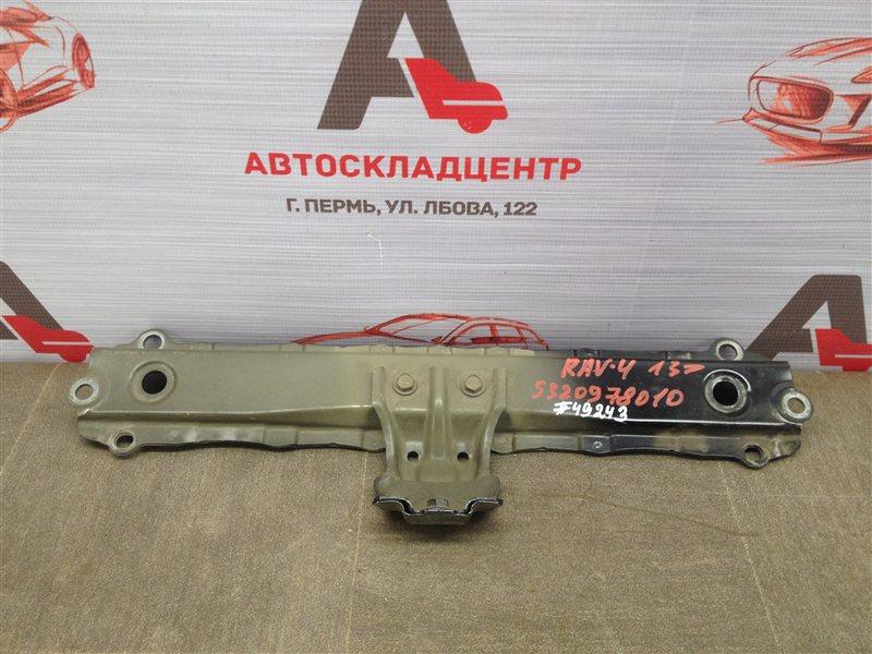 Панель передка (телевизор) - балка радиатора Toyota Rav-4 (Xa40) 2012-2019