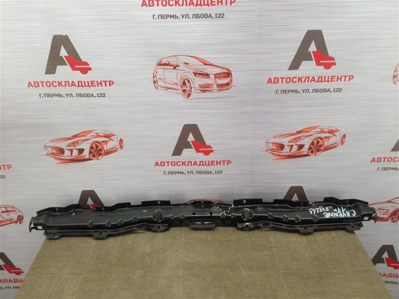 Кронштейн диффузора радиатора Porsche Cayenne (2017-Н.в.)