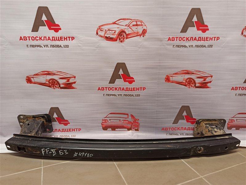 Усилитель бампера заднего Ford Focus 2 2004-2011