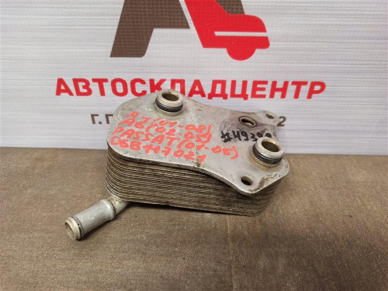 Радиатор дополнительный - охлаждение масла Audi A4 (B6) 2000-2004 ALT