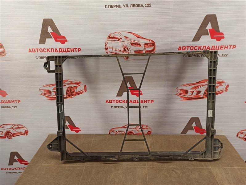 Рамка радиаторов Chevrolet Aveo 2012-2015