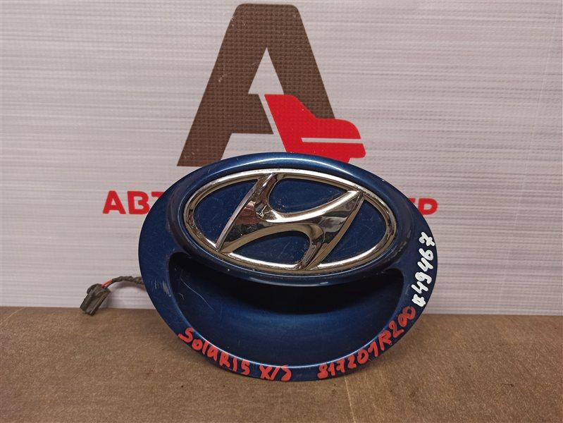 Ручка двери багажника Hyundai Solaris (2010-2017)