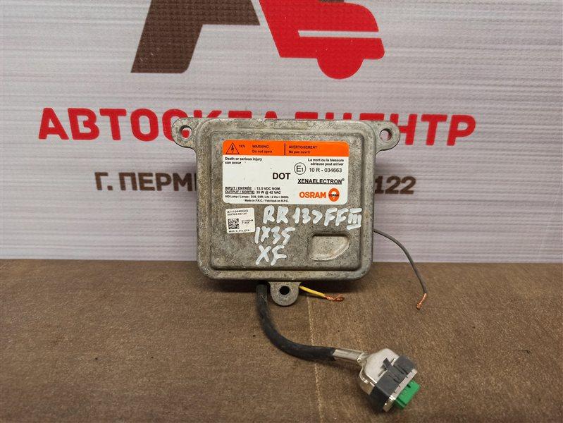 Фара - блок розжига газоразрядной лампы (ксенона) Land Rover Range Rover Evoque (L538) 2011-2018