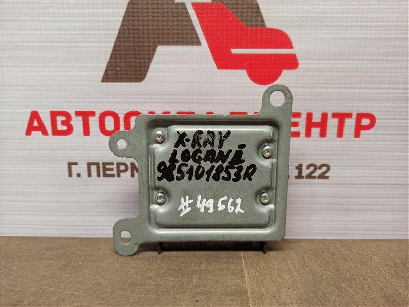Блок управления подушками безопасности (srs airbag) Lada X-Ray