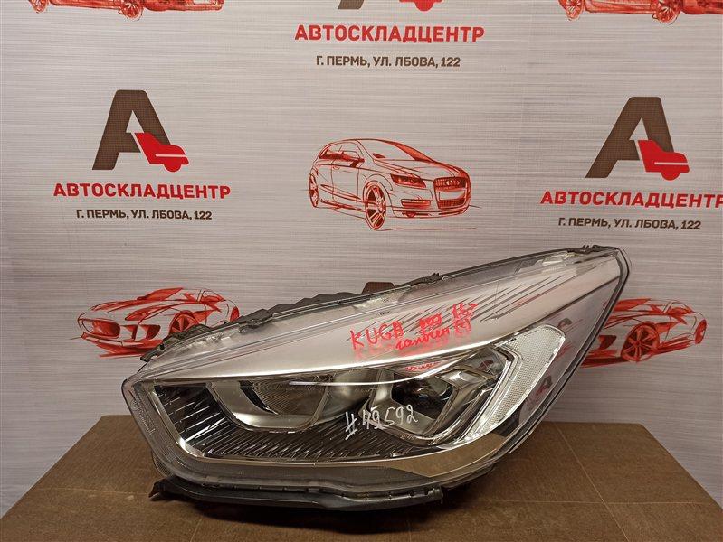 Фара левая Ford Kuga 2011-2019