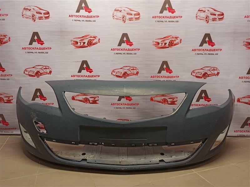 Бампер передний Opel Astra - J (2009-2015) 2009