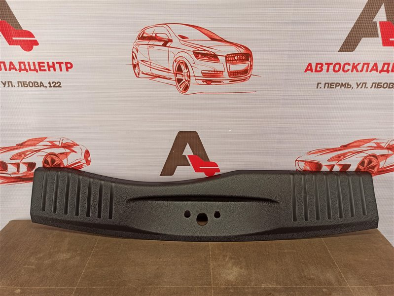 Накладка порога кузова - проем двери багажника Ford Fusion 2002-2012