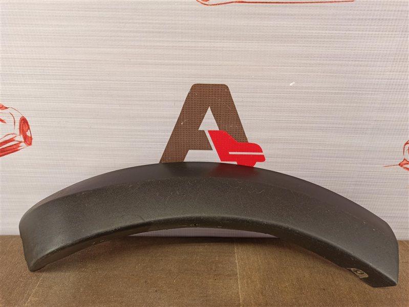 Накладка ( расширитель ) арки крыла на бампер - сзади справа Renault Logan (2014-Н.в.)