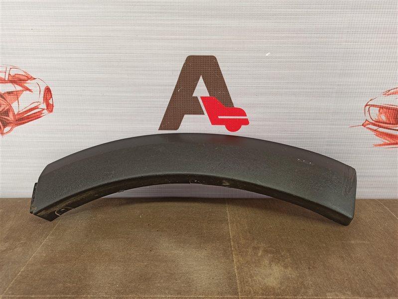 Накладка ( расширитель ) арки крыла на бампер - перед справа Renault Logan (2014-Н.в.)