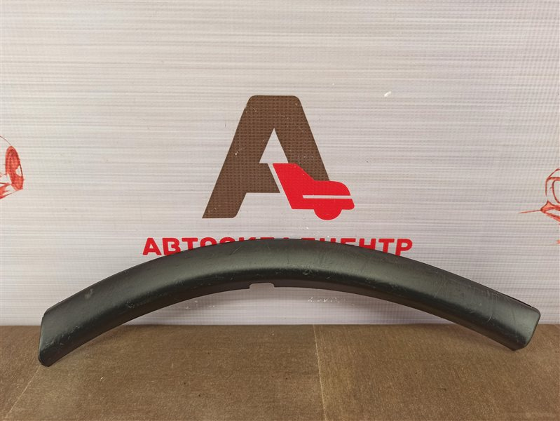 Накладка ( расширитель ) арки крыла на бампер - перед справа Mitsubishi Outlander (2012-Н.в.) 2014