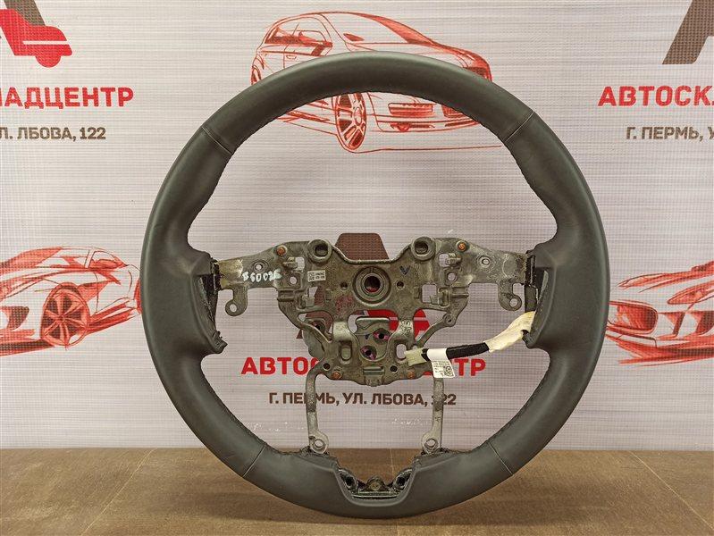 Рулевое колесо (руль) Hyundai Grand Santa-Fe (2013-2018)