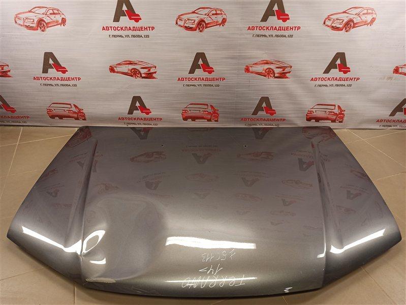Капот Nissan Terrano (2014-Н.в.)