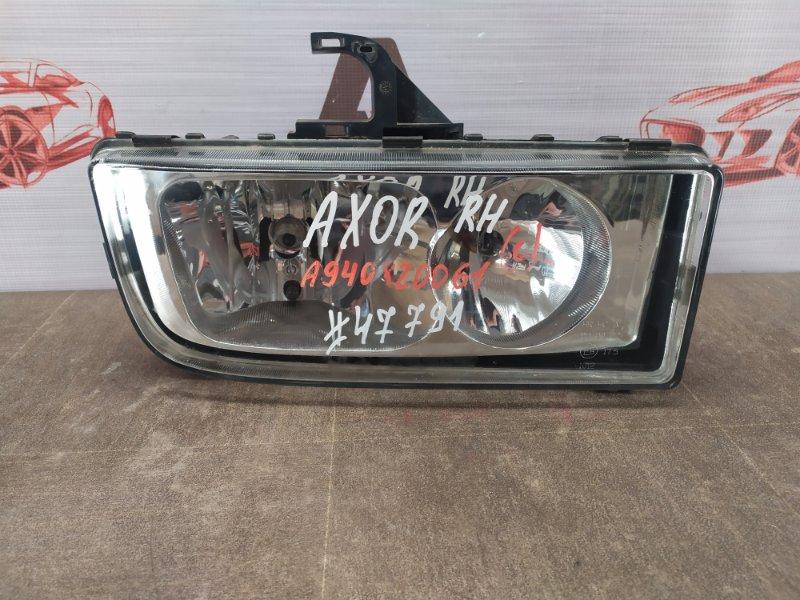Фара правая Mercedes Truck (Грузовые И Коммерческие) Axor