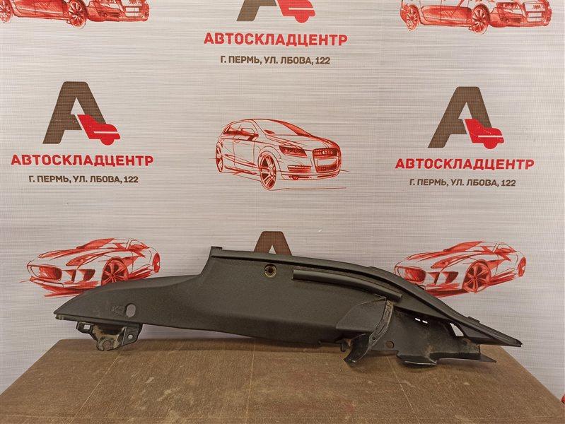 Накладка ветрового стекла (жабо) Lexus Rx -Series 2015-Н.в. правая