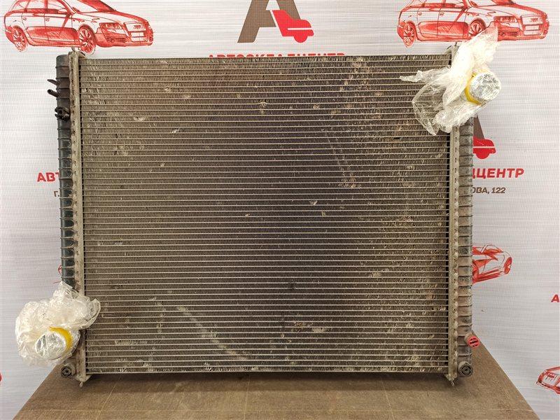 Радиатор охлаждения двигателя Iveco Eurocargo (2002-Н.в.)