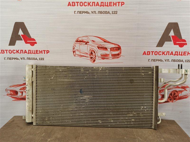 Конденсер (радиатор кондиционера) Hyundai Elantra (2015-Н.в.)