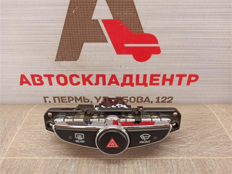 Блок кнопок Hyundai Solaris (2010-2017) G4FA (1400CC) 2013