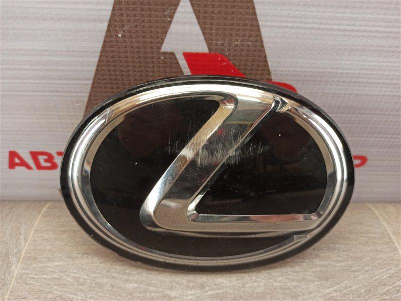Эмблема (значок) Lexus Nx -Series 2014-Н.в. передняя
