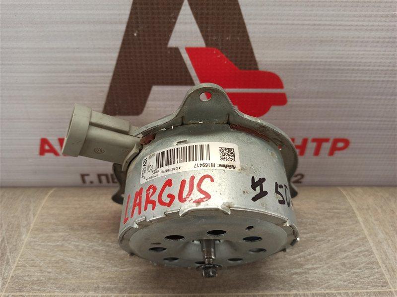 Вентилятор радиатора охлаждения - мотор Lada Largus