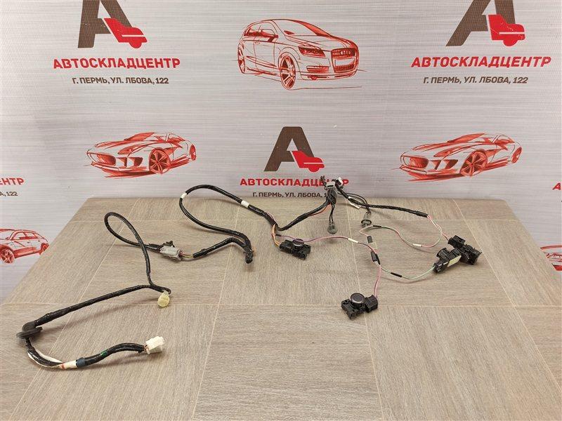Электрика - проводка бампера Mazda Mazda 3 (Bl) 2008-2013 задняя