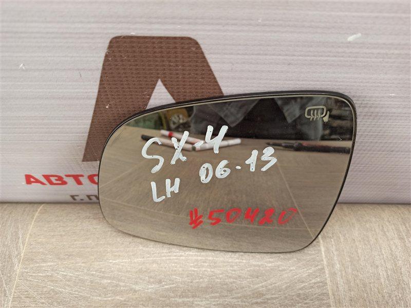 Зеркало левое - зеркальный элемент Suzuki Sx-4 (2006-2016)
