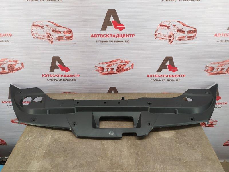 Пыльник бампера переднего верхний Nissan Almera (2012-2019)