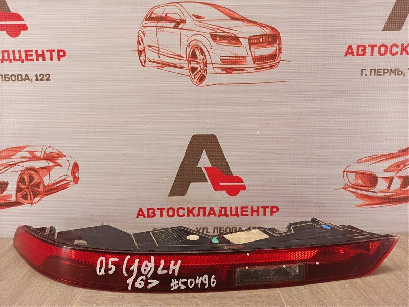Фонарь противотуманный Audi Q5 (2016-Н.в.) левый
