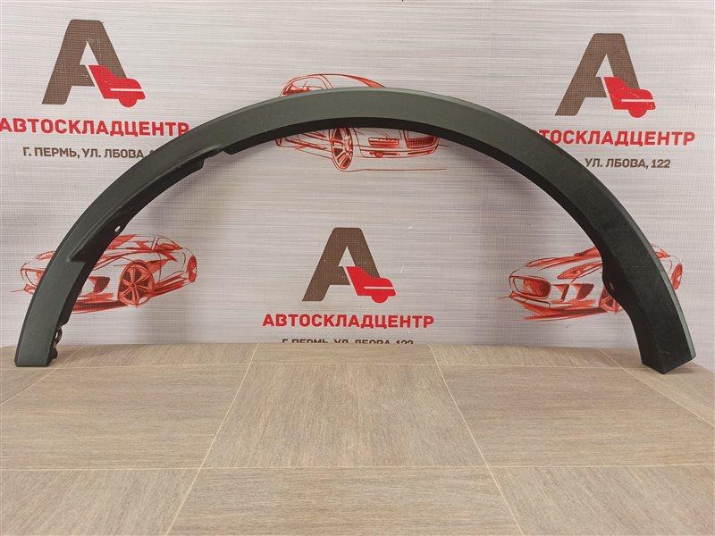 Накладка ( расширитель ) арки крыла - сзади справа Toyota C-Hr (2016-Н.в.)