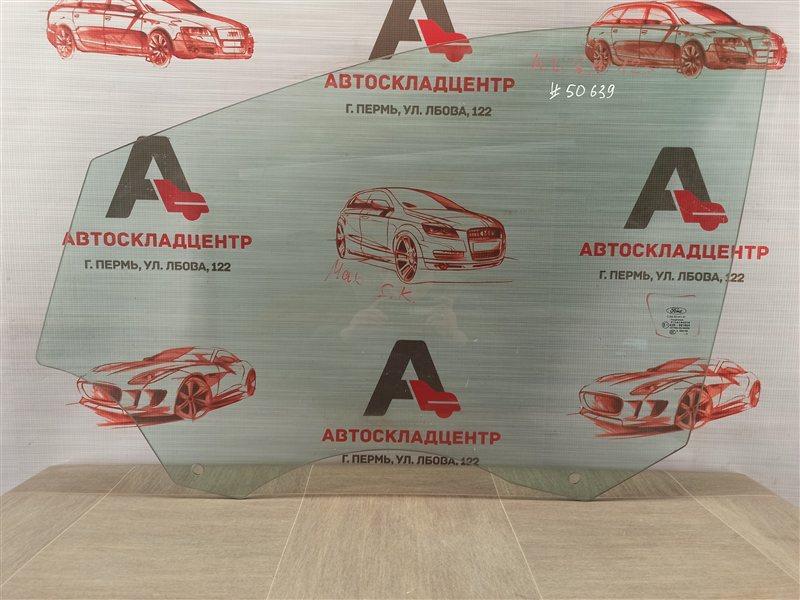 Стекло двери передней левой Ford Kuga 2011-2019