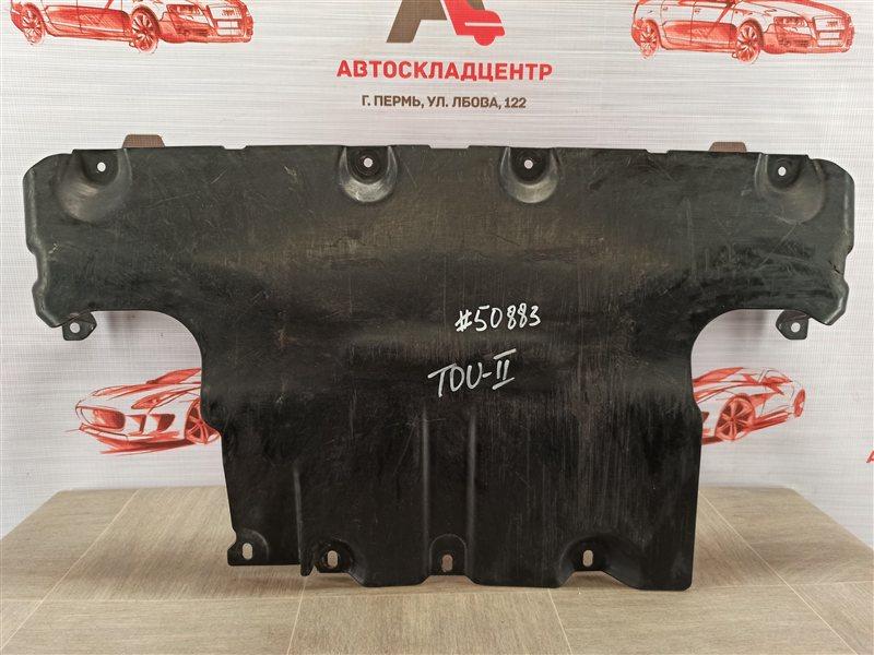 Защита моторного отсека - пыльник двс Volkswagen Touareg (2010 - 2018)