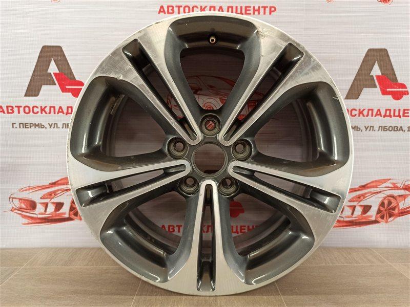 Диск колеса (литой) Kia Cerato (2013-Н.в.)