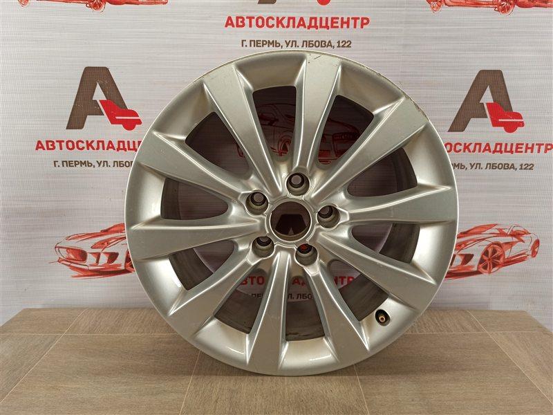 Диск колеса (литой) Audi A6 (C7) 2010-2018