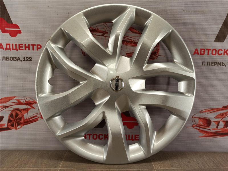 Колпак колесного диска Nissan Terrano (2014-Н.в.)