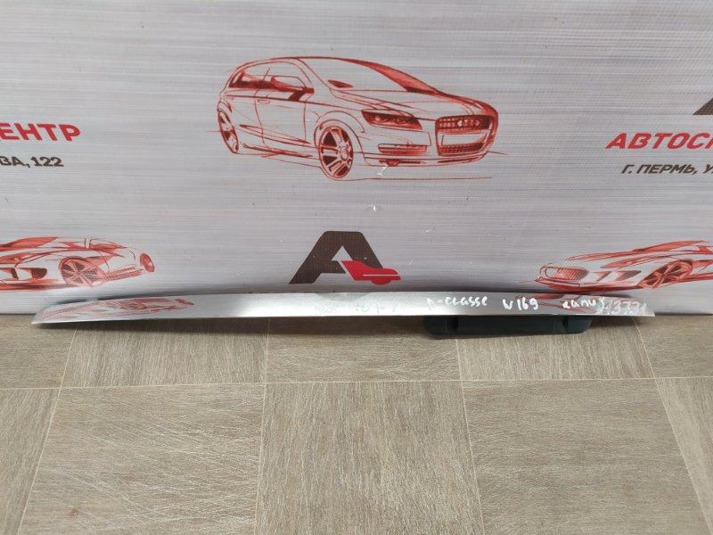 Молдинг капота Mercedes A-Klasse (W169) 2004-2012