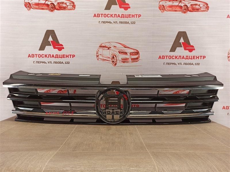 Решетка радиатора Volkswagen Tiguan (2017-Н.в.)