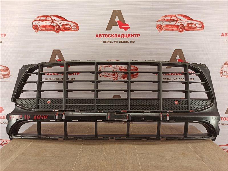 Решетка бампера переднего Porsche Macan (2013-Н.в.) 2013