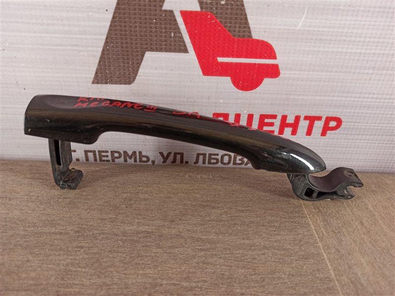 Ручка двери наружная Renault Kaptur (2016-Н.в.) задняя правая