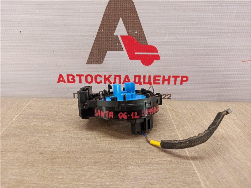 Электрика - кольцо подрулевое (спиральный шлейф рулевого вала) Hyundai Santa-Fe (2006-2012)