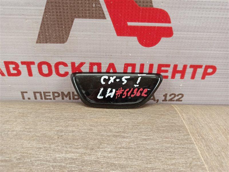 Крышка форсунки омывателя фары Mazda Mazda 3 (Bl) 2008-2013 2008 левая