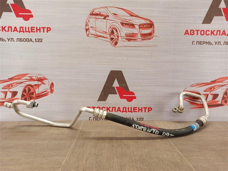 Трубка кондиционера Kia Sorento (2009-Н.в.)