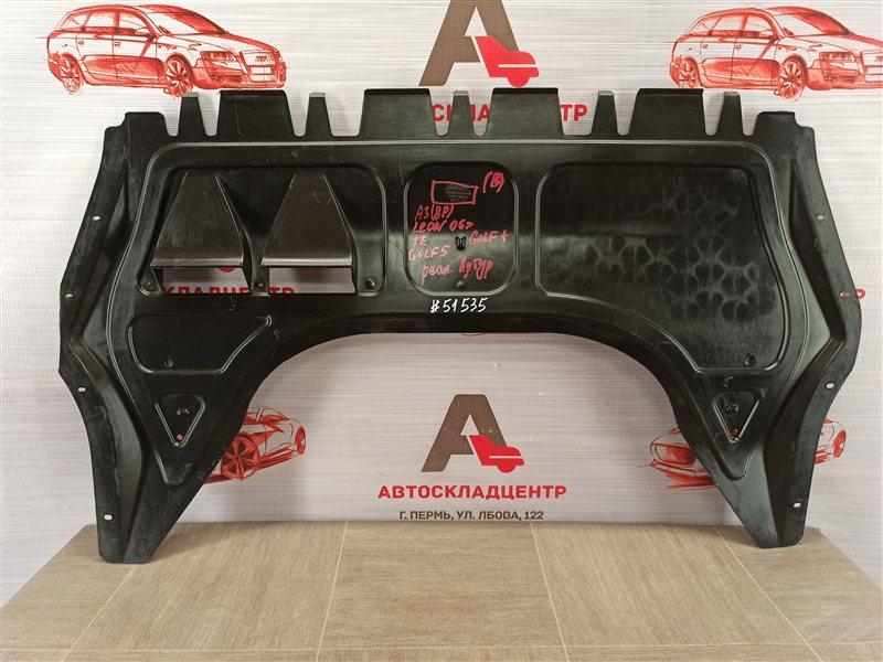 Защита моторного отсека - пыльник двс Audi A3 (2003-2013)