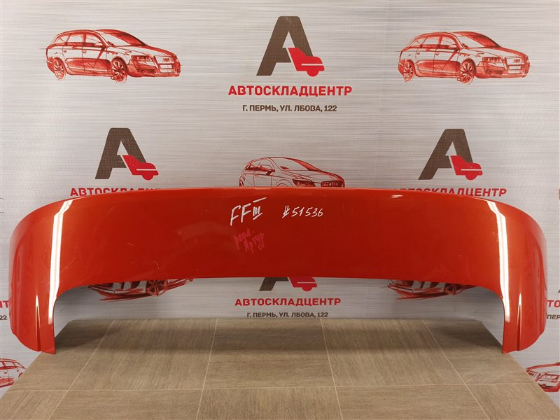 Спойлер-антикрыло двери/крышки багажника Ford Focus 3 2010-2019