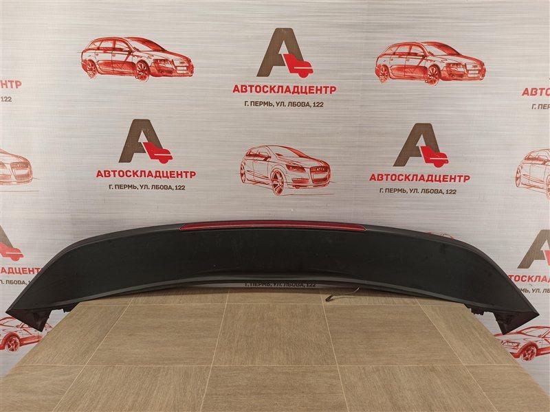Спойлер-антикрыло двери/крышки багажника Porsche Cayenne (2010-2018)
