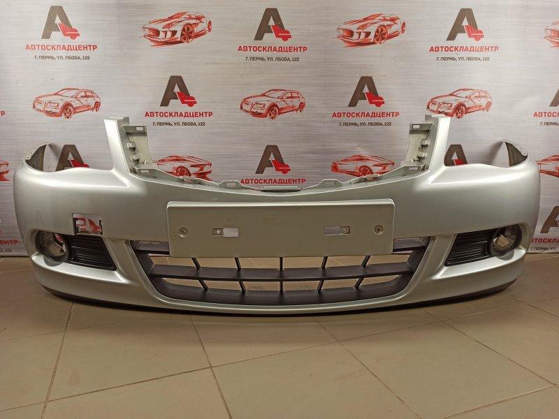 Бампер передний Nissan Almera (2012-2019)
