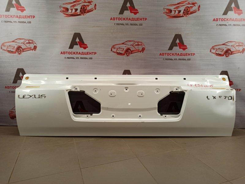 Дверь багажника - откидной борт Lexus Lx -Series 2007-Н.в. 2007