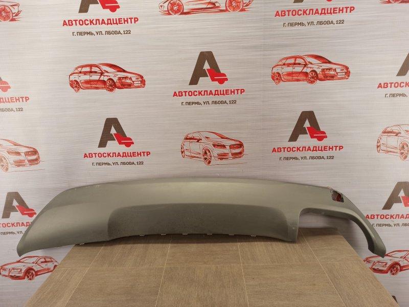 Спойлер (накладка) бампера заднего Hyundai Santa-Fe (2012-2019) 2015