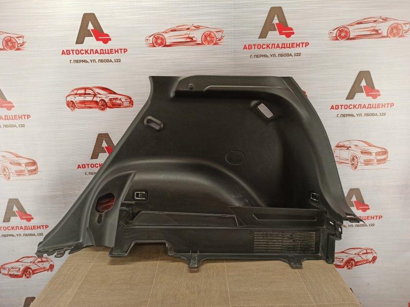 Обшивка багажника - боковая обивка Hyundai Creta (2015-Н.в.) правая