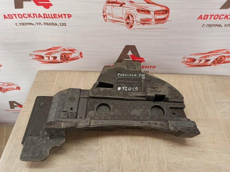 Обшивка багажника - прочие компоненты (ниши, пеналы и др.) Subaru Forester (S12) 2007-2013 левая